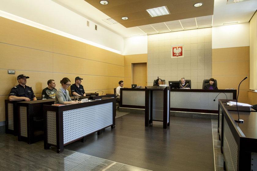 Proces zabójcy w Sądzie Apelacyjnym w Katowicach
