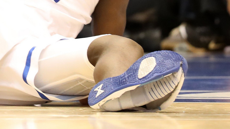93cb7decc82 Nike shares slide in pre-market trading after Zion Williamson s ...