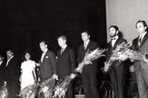 """Projekcija filma """"Skupljači perja"""" 1967. godine na XIV Festivalu jugoslovenskog igranog filma u Areni u Puli"""