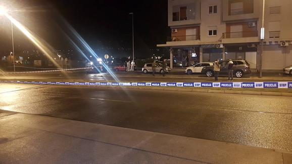 Kalzić ubijen ispred kafića u Podgorici / foto: CDM
