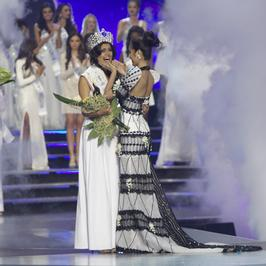 Asha Bhat z Indii została Miss Supranational 2014!