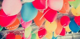 Uważaj na balony z helem. To dziecko omal nie zmarło