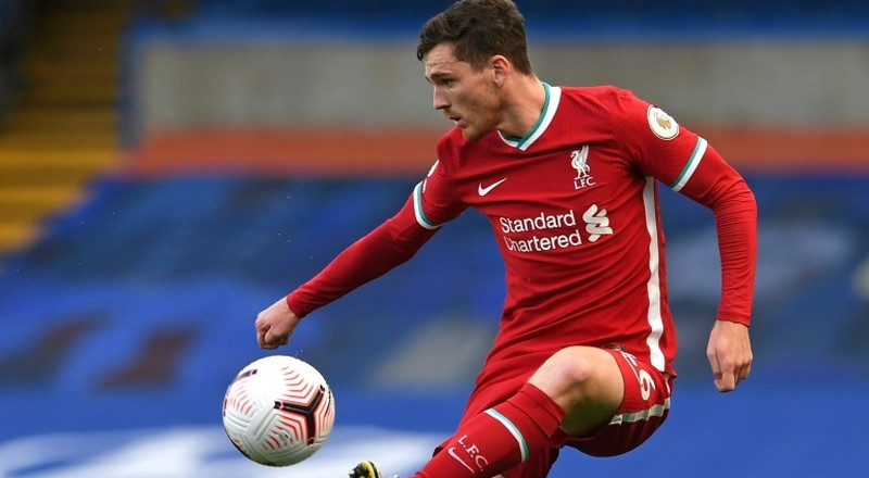 Robertson backs Liverpool to cope with tough schedule as row rumbles
