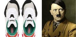 Buty z podobizną Adolfa Hitlera? Internauci oburzeni