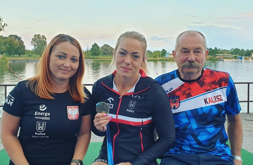 Zbigniew Walczykiewicz to ojciec i jednocześnie trener Marty, wicemistrzyni olimpijskiej z 2016 r.