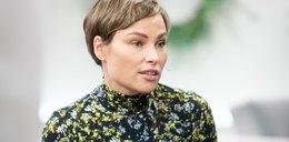 Weronika Książkiewicz miała wypadek samochodowy. I mówi o policji
