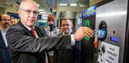 Krakowianie chcą butelkomatów do plastiku! Poprzednia maszyna robiła furorę