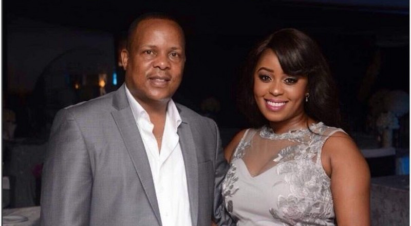 He is and always will be my husband - Shouts Lillian Muli as questions linger over Jared Nevaton