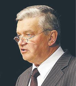 Prof. Leszek Pawłowicz, ekspert EKF fot. GAB