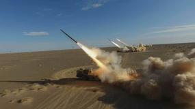 Chińskie wojska rakietowe ćwiczą na pustyni Gobi, zdjęcia robią wrażenie