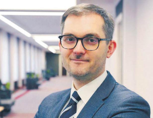 Marek Niedużak, podsekretarz stanu w Ministerstwie Rozwoju, Pracy i Technologii