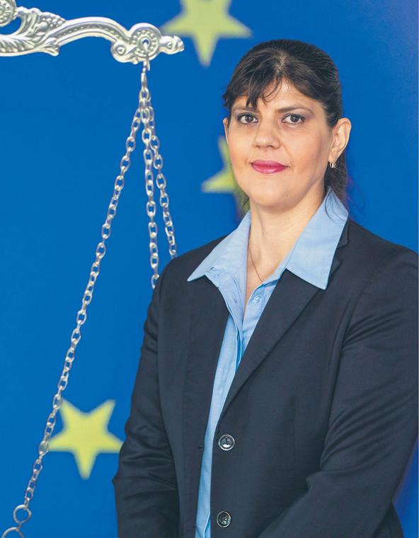 Codruţa Kövesi to jedna z twarzy walki z korupcją w Europie Środkowej  fot. Xavier Lejeune/KE