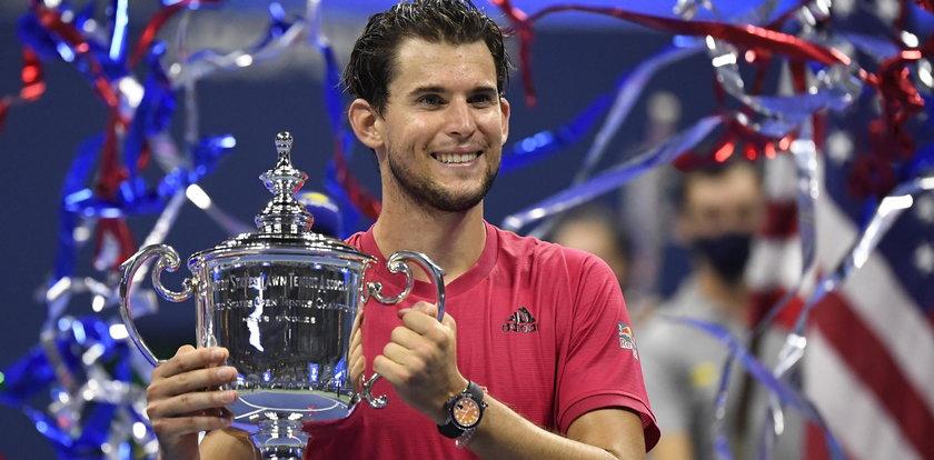 Dominic Thiem mistrzem US Open. Pierwszy wielkoszlemowy triumf Austriaka