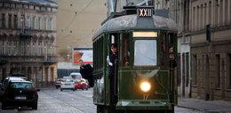 Zobacz paradę tramwajów