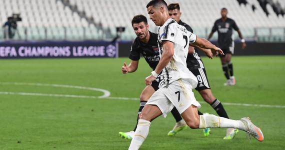 Liga Mistrzów: Juventus - Lyon. w ćwierćfinale