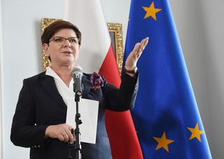 Szydło apeluje do Polonii w Danii: Wróćcie do kraju