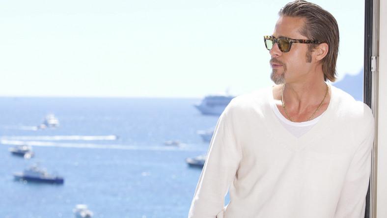 Brad Pitt wylądował wśród zombie