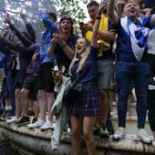 CELA ENGLESKA U ŠOKU! Otkriveno su škotski navijači uradili u Londonu - ovo im neće zaboraviti nikada! /VIDEO/