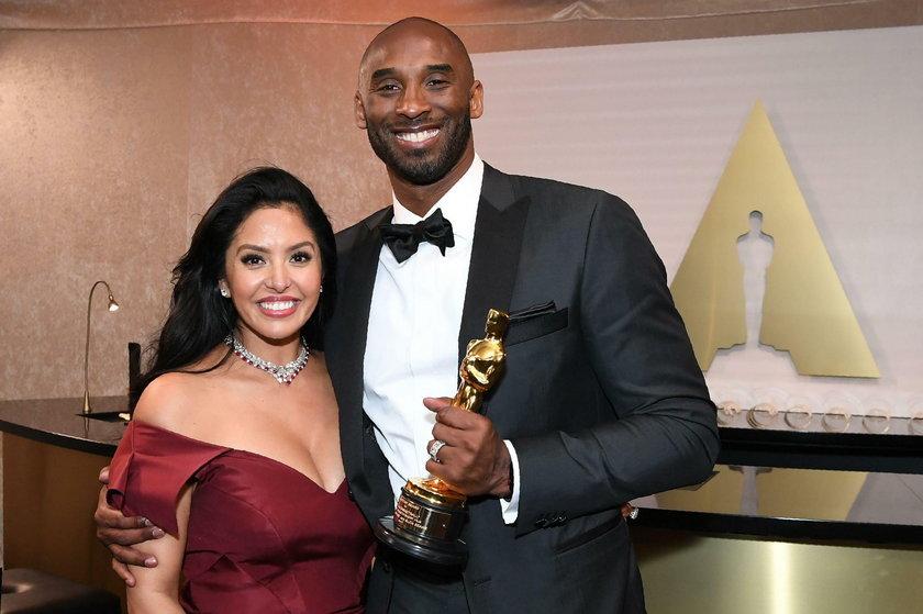 Vanessa i Kobe Bryant