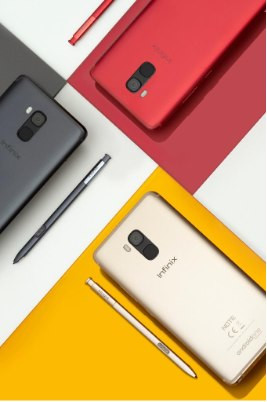 Infinix Note 5 stylus This phone will take you on an