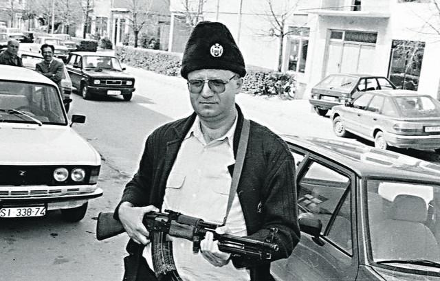 Proleće 1991. Knin