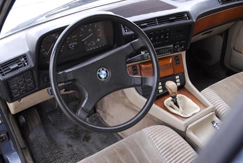 Najnowsze BMW serii 7 - Rekin na kołach EB84