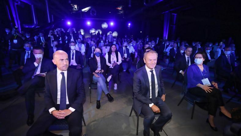 Borys Budka, Donald Tusk i Ewa Kopacz
