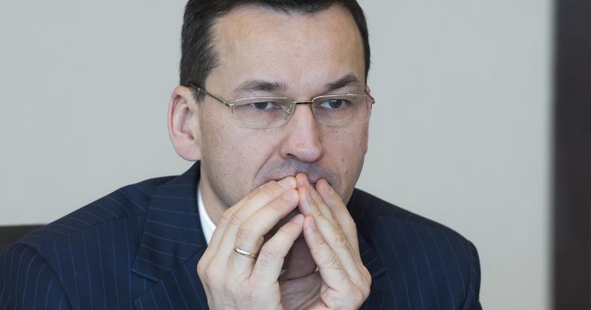 Mateusz Morawiecki ma kolejny problem w Brukseli