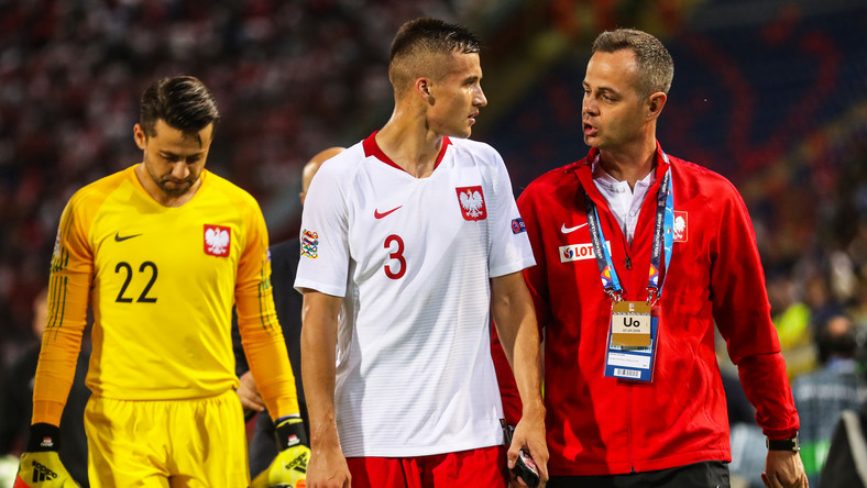 f288b15e6 ... psycholog reprezentacji Polski w piłce nożnej. Łukasz Fabiański,  Arkadiusz Reca i Damian Salwin