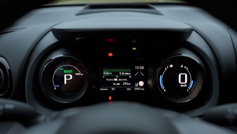 Toyota Yaris 1.5 Hybrid Dynamic Force