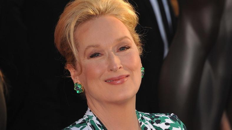 Meryl Streep: Jestem bardzo zaangażowana w sprawy równouprawnienia