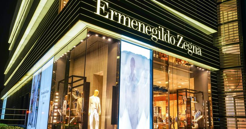 Edoardo Zegna, Head of Omnichannel w Ermenegildo Zegna Group