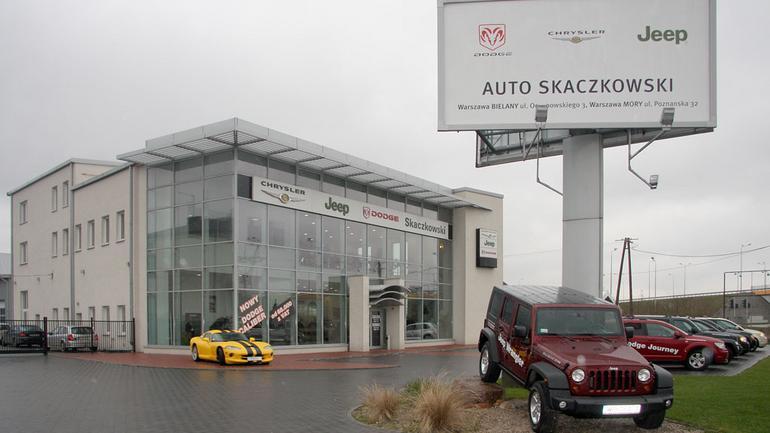 Auto Skaczkowski