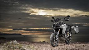 Cztery lata bezstresowej jazdy motocyklem Ducati Mulitstrada