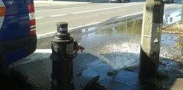 Woda lała się po ulicy. FILM