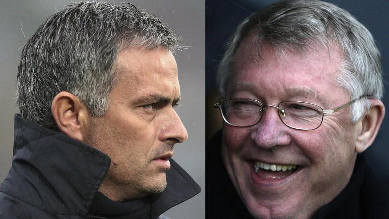 Mourinho kontra Ferguson: bitwa pod Old Trafford