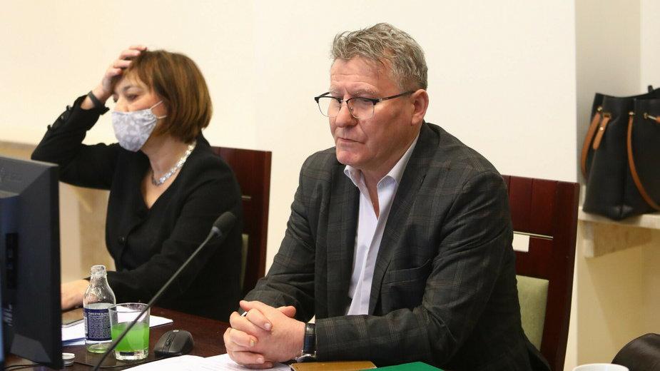 Sędzia neoKRS Zbigniew Łupina