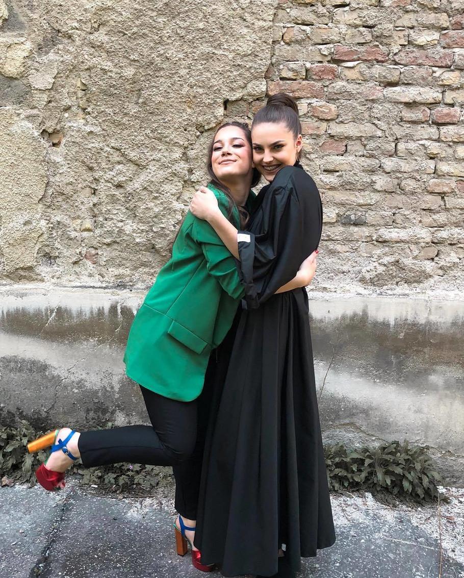 Milica Čikarić i Džejla Ramović
