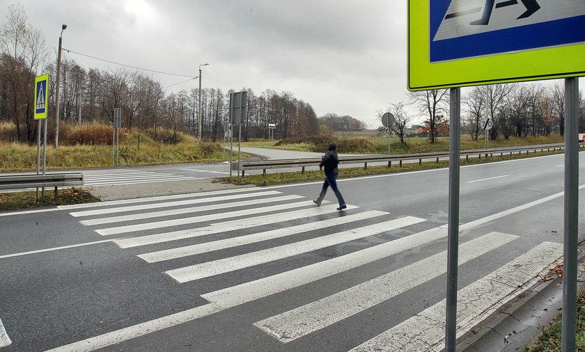 13-latka potrącona na przejściu dla pieszych w Radomiu