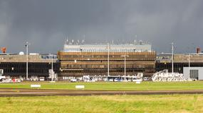 Zamknięto lotnisko w Hanowerze, upał uszkodził pas startowy