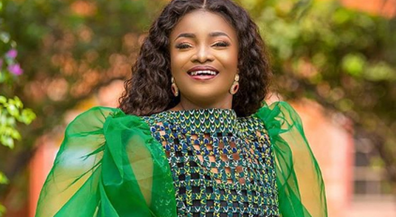 5 times Ohemaa Mercy revolutionized fashion for gospel musicians
