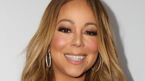 Mariah Carey znów zaszalała z dekoltem...
