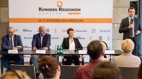 Znamy program tegorocznego Kongresu Regionów we Wrocławiu