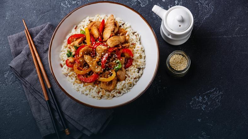 Kurczak Po Tajsku Smak Tajlandii W Polskiej Kuchni
