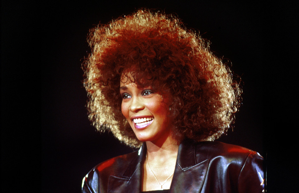 Whitney Houston (fot. Getty Images)