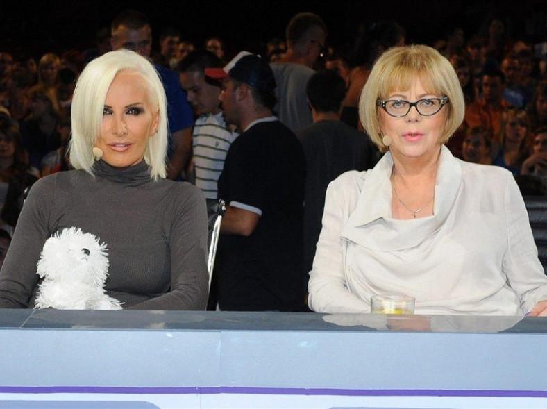 Kora z Ramonką i Elżbietą Zapendowską