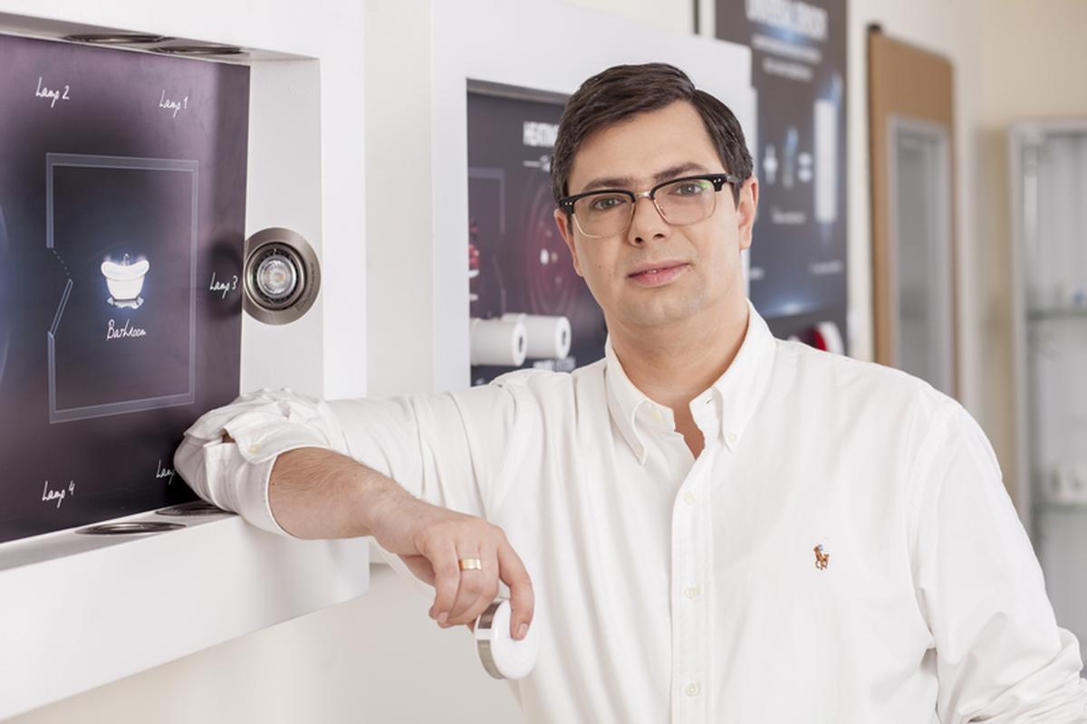 Maciej Fiedler, twórca Fibar Group