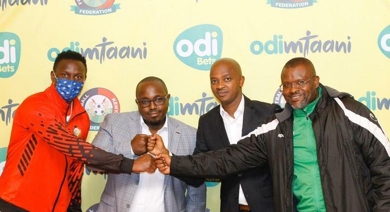 Odibets rallies Kenyans to support Harambee Stars ahead of return leg against Comoros