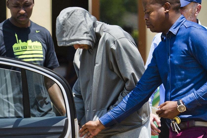 Oskarżony o zabójstwo Oscar Pistorius