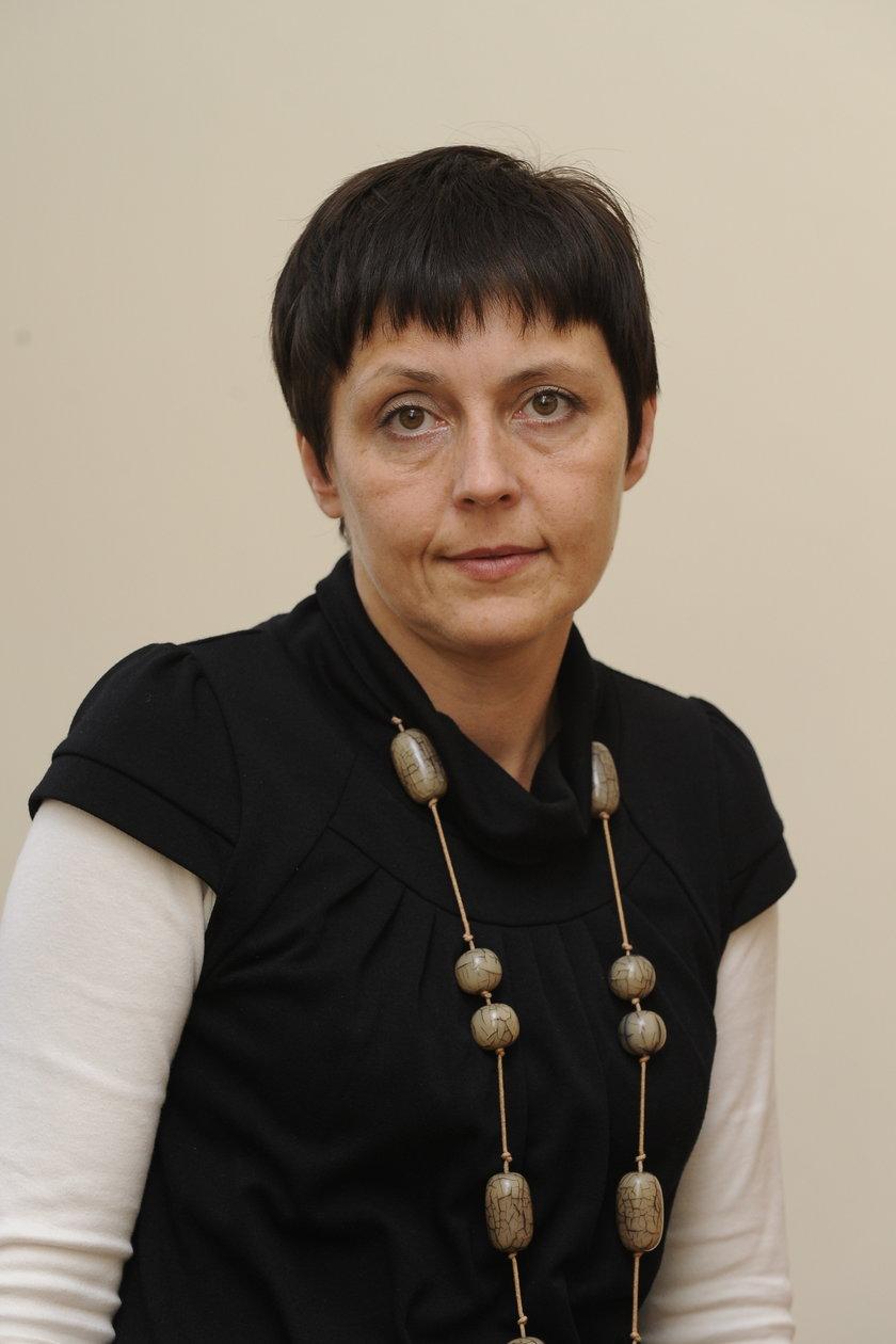 Agnieszka Niczewska, rzecznik Politechniki Wrocławskiej